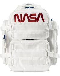 Balenciaga Рюкзак С Вышивкой Nasa - Белый