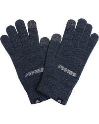 Gosha Rubchinskiy Gray Adidas Gloves
