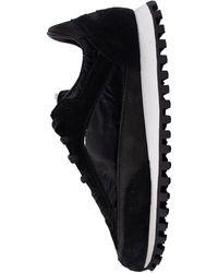 Comme des Garçons Spalwart Hybrid Low Sneakers - Black