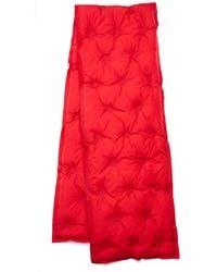 Maison Margiela Red Glam Slam Scarf