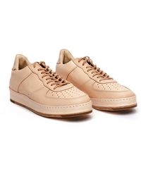 Hender Scheme Leather Mip-22 Sneakers - Natural
