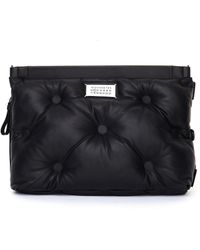 Maison Margiela Black Glam Slam Bag