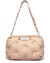 Maison Margiela - 'glam Slam' Quilted Leather Bag - Lyst