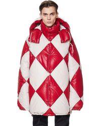 Visvim Kodiak Down Puffer Jacket - Red