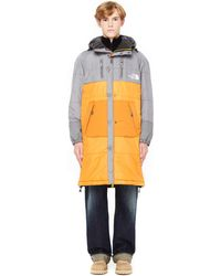 Junya Watanabe - The North Face Grey & Orange Coat - Lyst