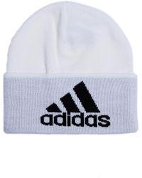 0ee62ff6 Gosha Rubchinskiy Camouflage Beanie Hat Black/white in Black for Men ...