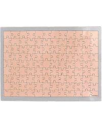 Hender Scheme Leather Puzzle - Natural