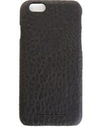Rick Owens Чехол Для Iphone 6/6s - Черный