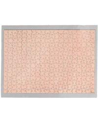 Hender Scheme Leather Puzzle - Pink