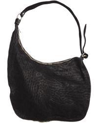 Guidi - Leather Messenger Bag - Lyst