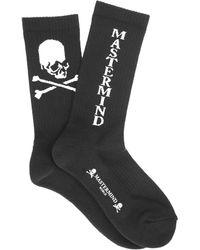 MASTERMIND WORLD Skull Socks - Black