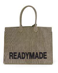 READYMADE Vintage Cotton Shopping Bag - Multicolour