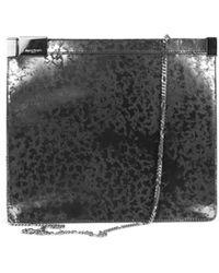 Maison Margiela - Black Leather Bag - Lyst