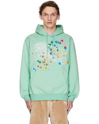 Doublet - Embroidered Anniversary Hoodie - Lyst