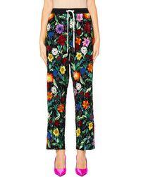 Ashish - Multicolor Sequin Pants - Lyst
