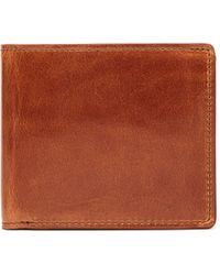 Yohji Yamamoto - Leather Wallet - Lyst