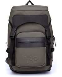 Y-3 - Ultrat Textile Backpack - Lyst