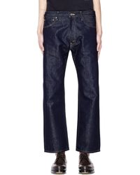Junya Watanabe - The North Face Print Jeans - Lyst