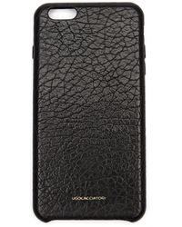 Ugo Cacciatori - Iphone 6 Plus Textured Leather Case - Lyst