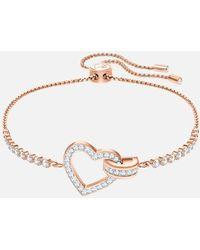 Swarovski - Lovely Bracelet - Lyst