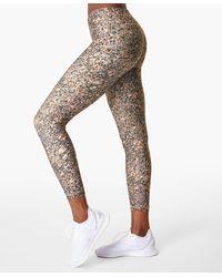 Sweaty Betty All Day 7/8 Workout Leggings - Gray