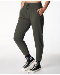 "Sweaty Betty Explorer 25"" Pants - Multicolor"