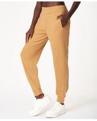 Sweaty Betty Gary Luxe Fleece Pants - Multicolor