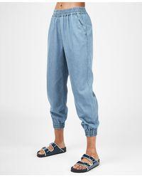 Sweaty Betty Twilight 7/8 Pants - Blue