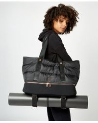 Sweaty Betty - Luxe Gym Bag - Lyst