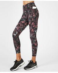 Sweaty Betty - Power 7/8 Workout Leggings - Lyst
