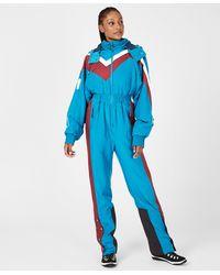 Sweaty Betty Alps Softshell Ski All In One - Blue
