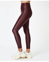 Sweaty Betty - High Shine High Waisted Workout Leggings - Lyst