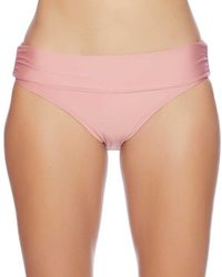 Luxe by Lisa Vogel - Premiere Banded Bottom - Lyst
