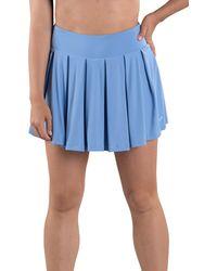 SwingDish Valentina Blue Skort