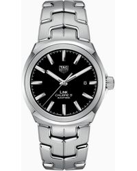 Tag Heuer - Link Calibre 5 automatico 41 mm - Lyst