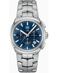 Tag Heuer - Link Calibre 17 automatico 41 mm - Lyst