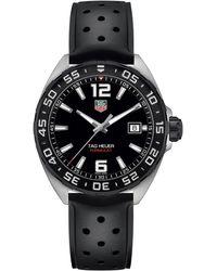 Tag Heuer Formula 1 Quartz 41 Mm - Black