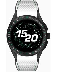 Tag Heuer Connected Golf Edition 45 mm - Verde