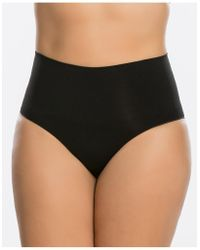 Talbots - Woman Exclusive Everyday High-waist Sculpting Panty - Lyst