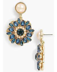 Talbots - Shimmer Earrings - Lyst