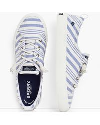 Talbots Sperry® Crest Vibe Sneakers - Blue