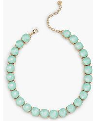 Talbots - Faceted Necklace - Lyst
