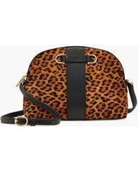 Talbots Calf Hair Bag - Multicolor