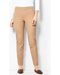 Talbots - Chatham Ankle Pants- Solid - Lyst