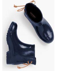 Talbots Sperry® Walker Rainboots - Blue