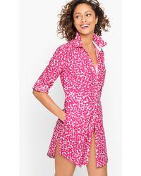 Miraclesuit ® Beach Shirt - Pink
