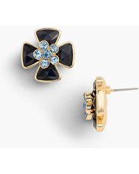 Talbots - Pinwheel Earrings - Lyst
