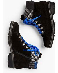 Talbots Viola Blondo® Waterproof Boots - Black