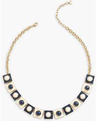 Talbots - Glimmer Dot Necklace - Lyst