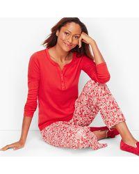 Talbots Pyjama Set - Red
